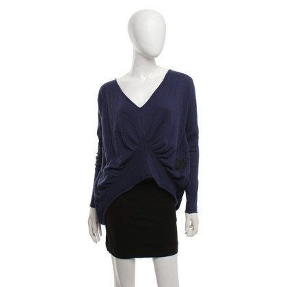 Twin-Set Simona Barbieri Pullover in Blau