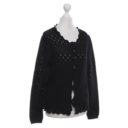 Maje Cardigan in Black