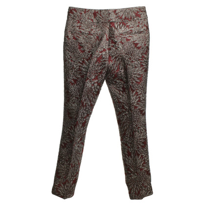 Dolce & Gabbana Pants with effect thread