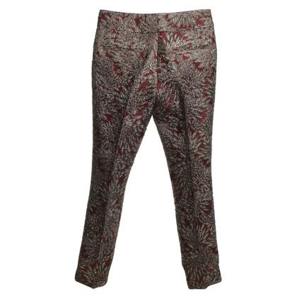 Dolce & Gabbana Pantaloni con filetto effetto