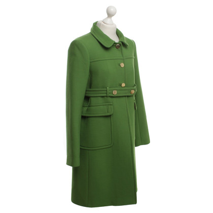 Tara Jarmon Coat in het groen