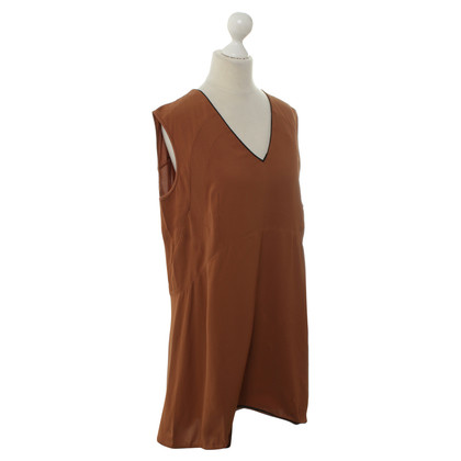 Marni Dress in Brown