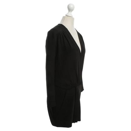 Iro Kleid in Schwarz