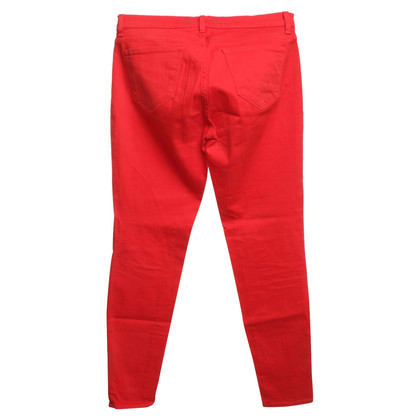 "J Brand Jeans ""Zoey"" in red"