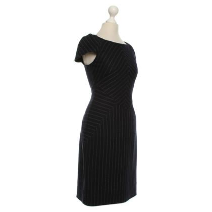 Diane von Furstenberg Kleid mit Nadelstreifen