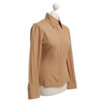 JOOP! Caramel-colored blouse