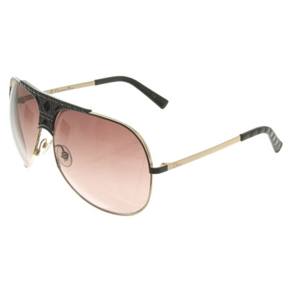 Christian Dior Sunglasses in bi-color