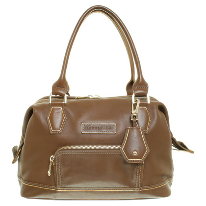 Longchamp Tote in Brown