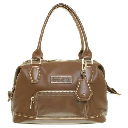 Longchamp Tote in bruin