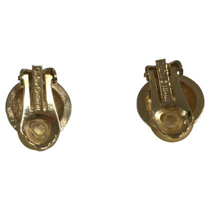 Christian Dior Vintage ear clips