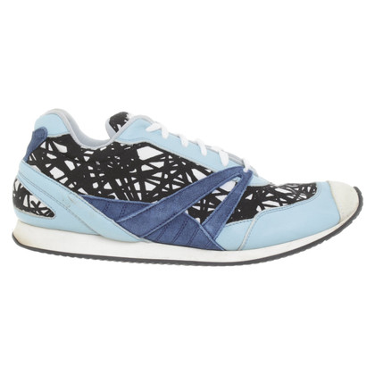 Balenciaga Sneakers in Blautönen