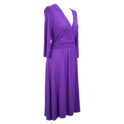 Hobbs Dress in violet