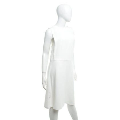 Theory Dress in white
