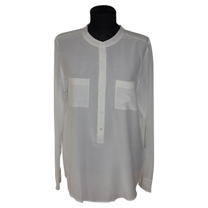 Equipment Silk tunic with breast pockets