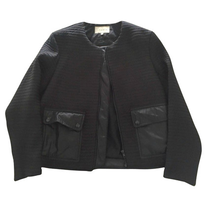 Sandro quilted jacket