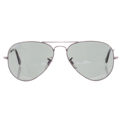 "Ray Ban ""Aviator"" in zilver"