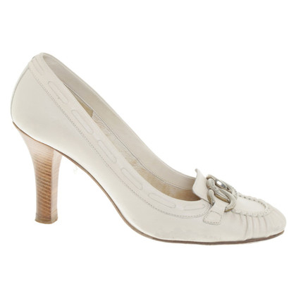 Giorgio Armani Color crema pumps