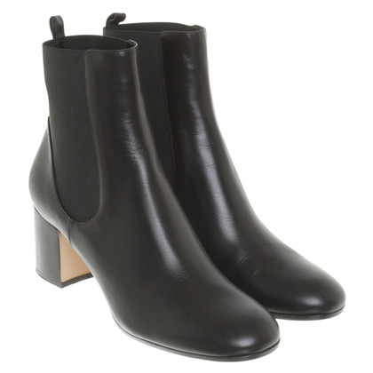 Gianvito Rossi Ankle boots in black