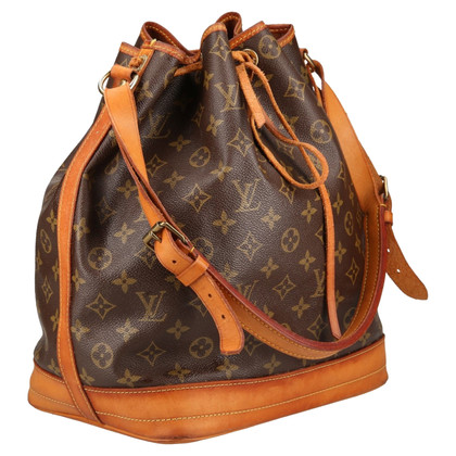 Louis Vuitton Grand Noe Monogram Canvas