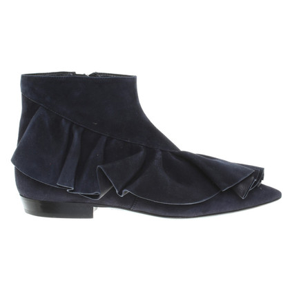 J.W. Anderson Ankle boots from suede