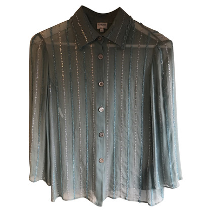 Armani silk blouse