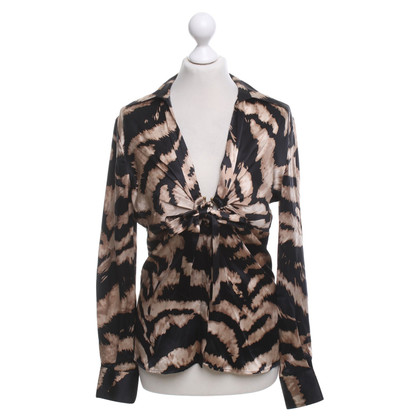 Roberto Cavalli Zijden blouse