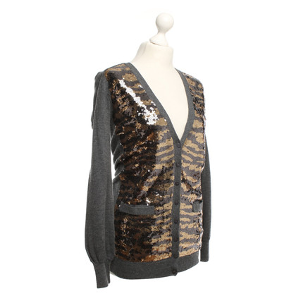 Pinko Cardigan with sequins