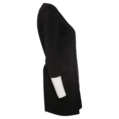 Comme des Garçons Kleid mit Rückenausschnitt