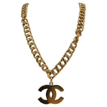 Chanel chain belt