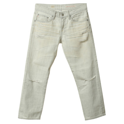 Adriano Goldschmied Boyfriend jeans in used-optics