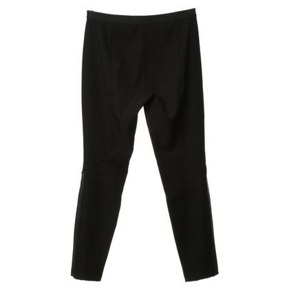 Marc Cain Elastische broek in zwart