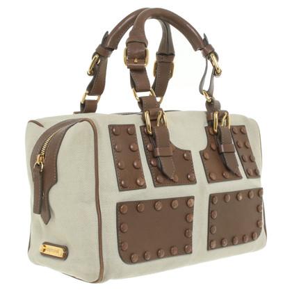 Roberto Cavalli Handbag in cream