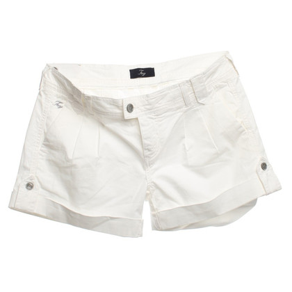 Fay Shorts in white