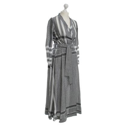 Andere merken Cecilie Copenhagen - Maxi jurk met patroon