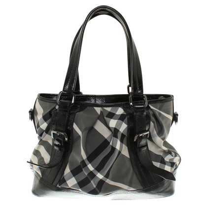 Burberry Handbag with check pattern