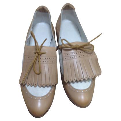 Max Mara lace-up shoes