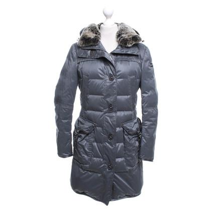 Peuterey Coat with fur trim