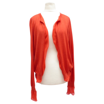 Bottega Veneta Vest met zijden voering