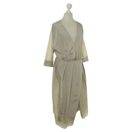 Mani Kleid in Beige