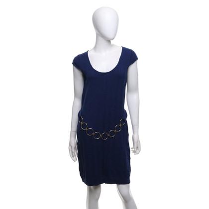 Milly Abito in maglia blu