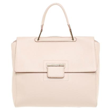 Furla Handbag in cream white