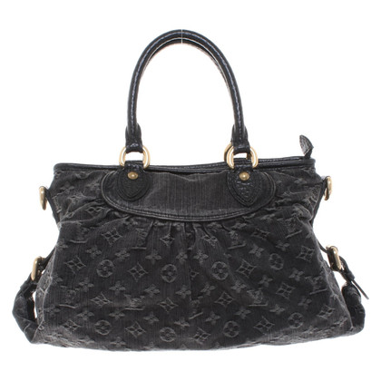 "Louis Vuitton ""Neo Cabby GM Monogram Denim Black"""