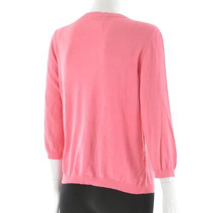Fabiana Filippi Pink Thin Cardigan
