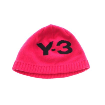 Y-3 Cappello di cashmere