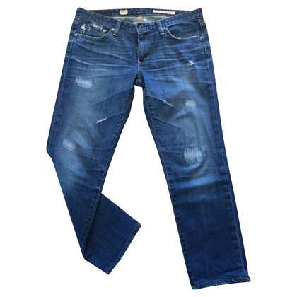 Adriano Goldschmied Slim Fit Jeans