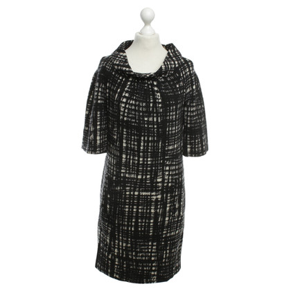 Michael Kors Abito in lana a motivi
