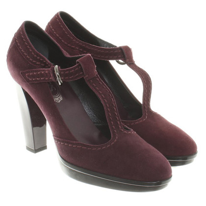 Tod's Pumps in Lila