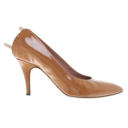 Marc Jacobs Slingbacks in Brown