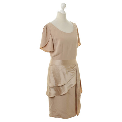 Temperley London Kleid in Nude