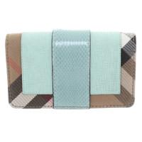 Burberry Shoulder bag made of material mix